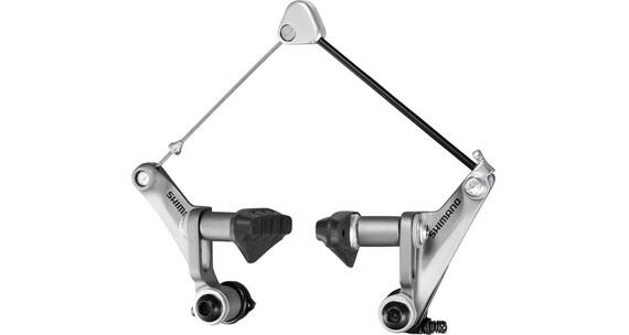 Shimano BR-CX50 Hamulec szczękowy  Przednie koło lub tylne koło  srebrny